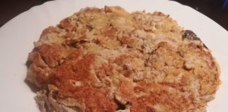 tortilla fitness patata